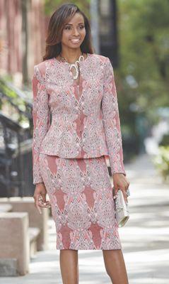 Cindy Skirt Suit