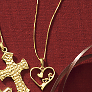 heart love pendant