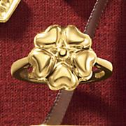 heart cluster ring 115