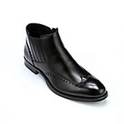 kingsley wingtip boot by stacy adams