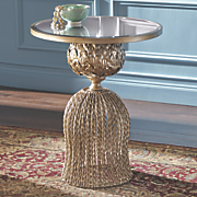 Tassel Accent Table