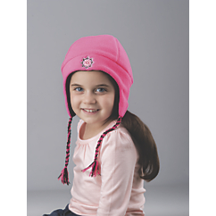 dress myself reversible hat  pink