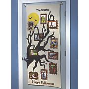 halloween photo door hanging