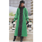 vanni hat and coat