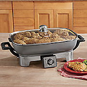 Removable Pan Electric Skillet by Oster