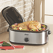 Oster 18 quart High Dome Lid Roaster
