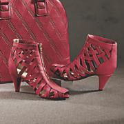 Serrato Cage Shoe