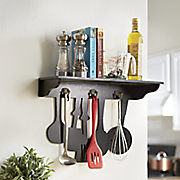 Utensil Shelf