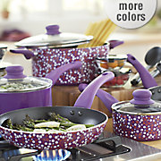 ginny s brand 22 pc  dotted cookware