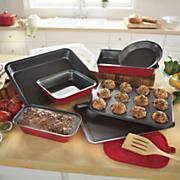 8 pc  baking roasting set