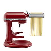 KitchenAid pasta roller cutter set attach