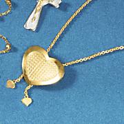 heart pendant 145
