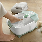 massaging foot spa by conair