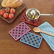 Cast Iron Rectangle Trivet