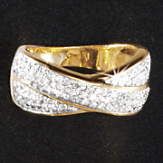 diamond double x band