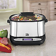 6.5-Qt. 7-In-1 Infinity Cooker by Elite