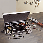 37 pc  premium gun cleaning kit