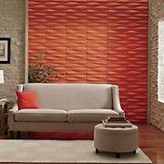 3-D Wall Panels