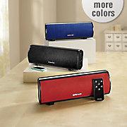 bluetooth mini sound bar speaker with remote control by craig