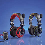 universal elite gaming headset by dreamgear
