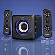 bluetooth 2 1 speaker system by sylvania