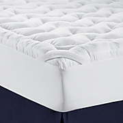 sleep connection hand filled mattress topper by montgomery ward