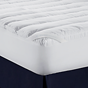 sleep connection memory foam cluster mattress topper by montgomery ward