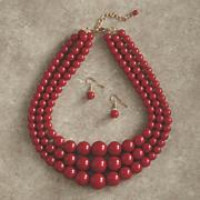 helen jewelry set
