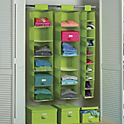 3 pc  hanging organizer