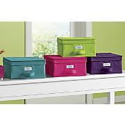 3-Piece Storage Box Set