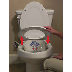 splashdown potty trainer for boys