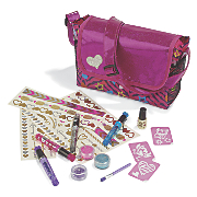 Jewelry Tattoo Set with Bag