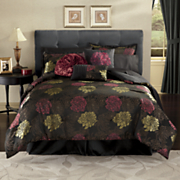 Dahlia 7-Piece Bed Set and Window Treatments
