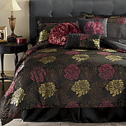 dahlia 7 pc  bed set