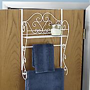 Over-The-Door Towel Rack