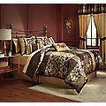 Duval Jacquard 7-Piece Bed Set