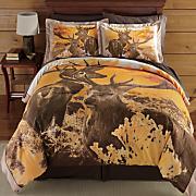 Wild Montana Comforter Set and Window Treatments