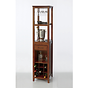 wine storage tower