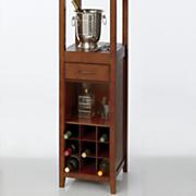 wine storage tower
