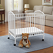 portable crib by l a  baby 2