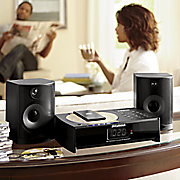 cd micro system by sylvania