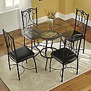 Elegant 5 pc Dining Set