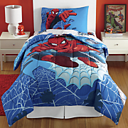 spider man comforter and sheet sets