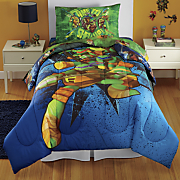 teenage mutant ninja turtles comforter and sheet sets