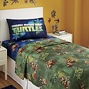 teenage mutant ninja turtles sheet set