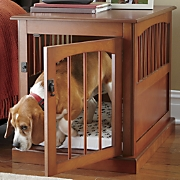 pet house side table