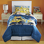 Minion Comforter and Sheet Sets