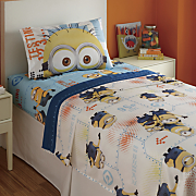 minion sheet set