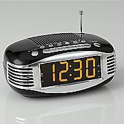 am fm clock radio by akai