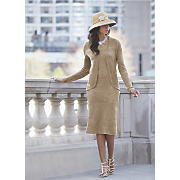 Maisey Hat and Jacket Dress